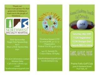 Golf Tournament 17 reg front